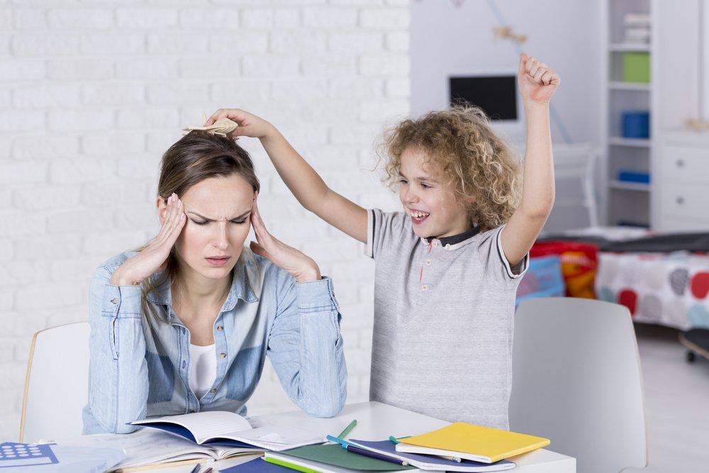 Вы в праве плохо себя чувствовать и смертельно устать — но ребенок не виноват