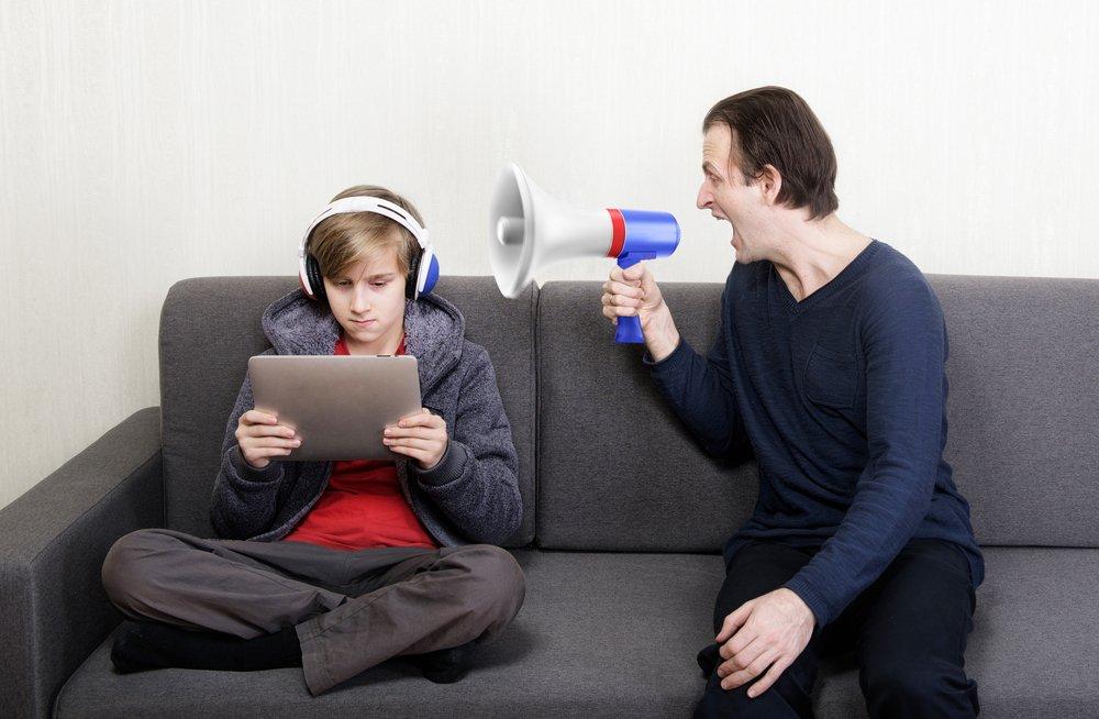Говорить подростку, что он ничего не умеет