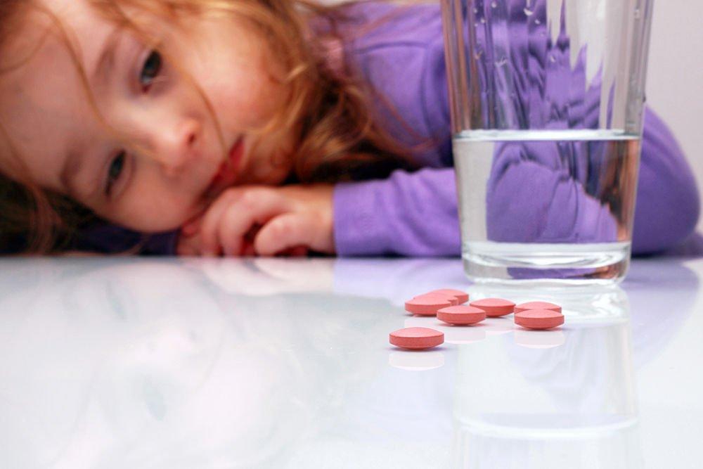 Проведение противорецидивного лечения у детей