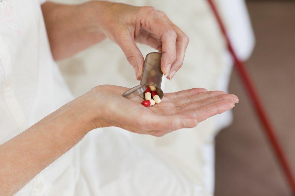 Лекарства внутрь или местно?