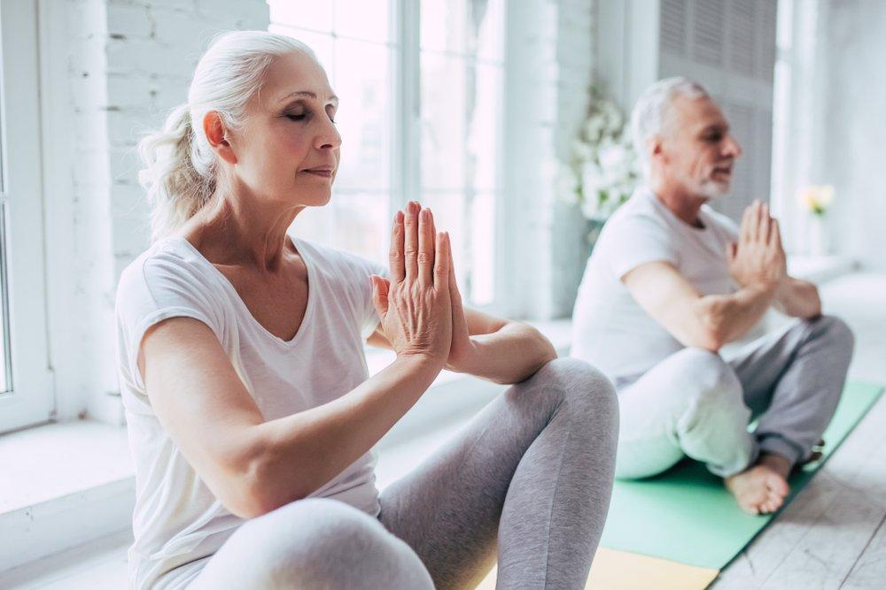 Чем может помочь йога при снятии стресса?