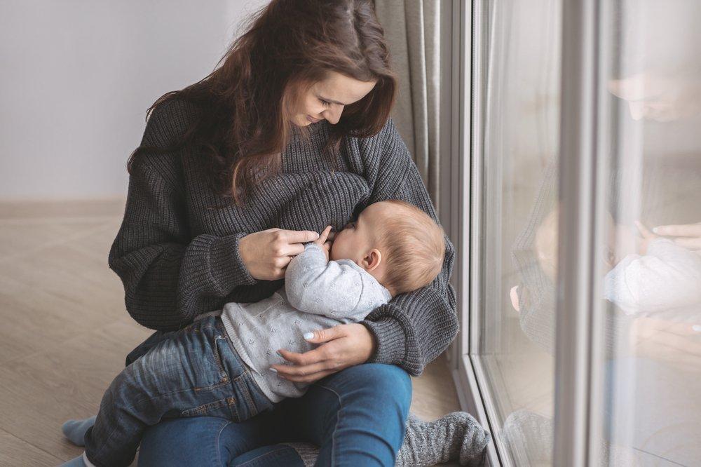 Беременность и кормление: совместимы ли?