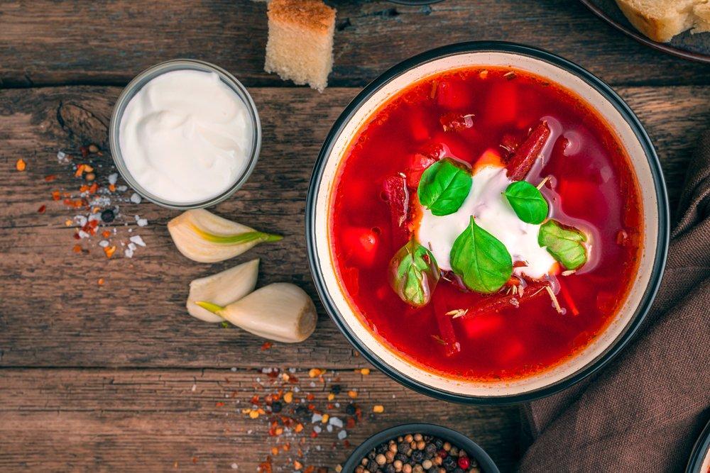 Рецепт вкусного и наваристого борща
