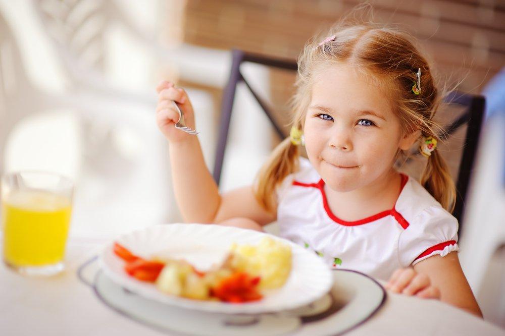 Организация правильного и здорового питания ребенка: советы педиатра