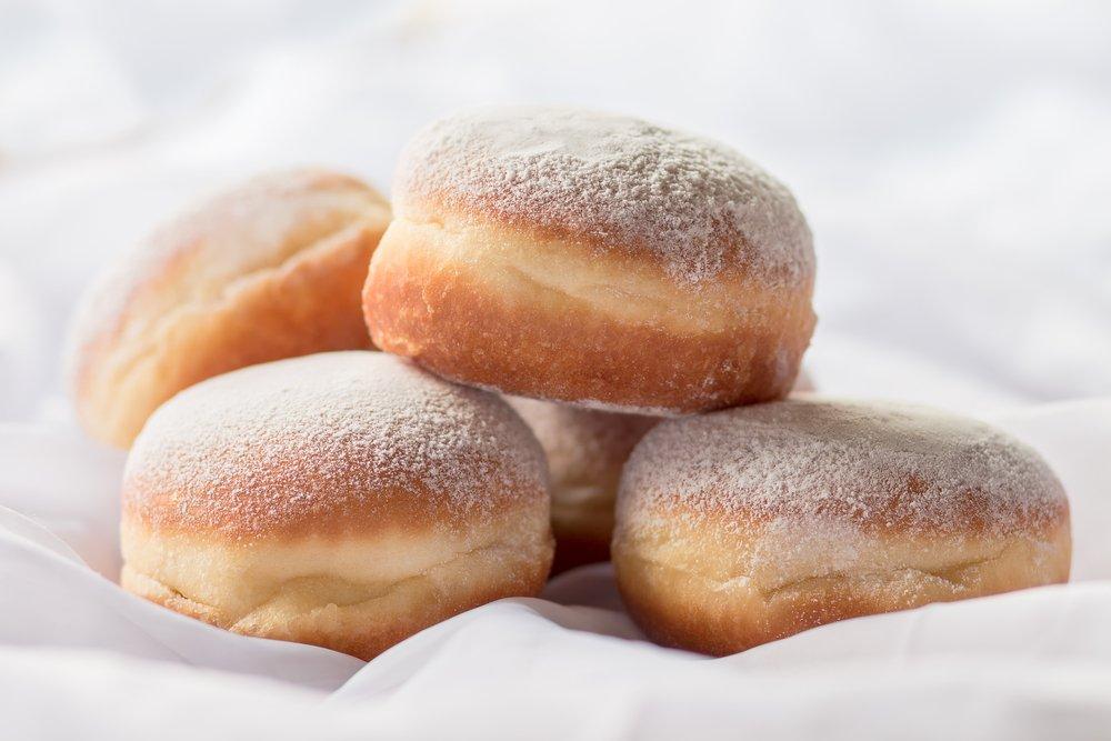 Вкусные рецепты диетических пончиков, полезных для здоровья