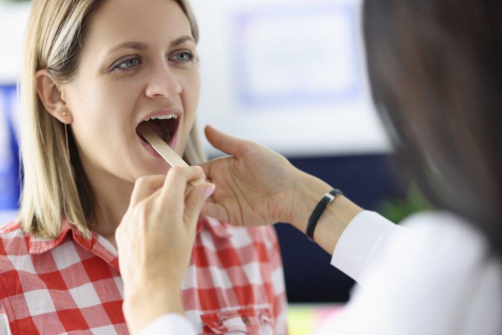 Лечение хронического ларингита