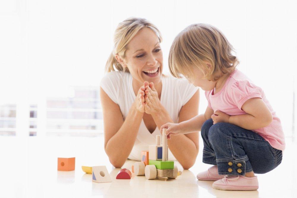 Рекомендации родителям: как играть с детьми?