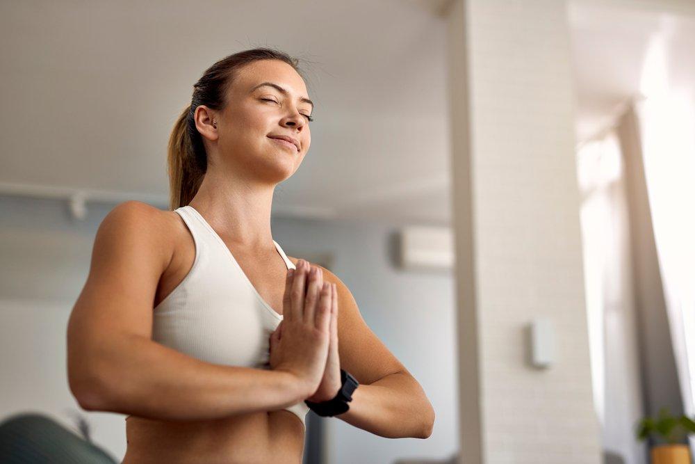 Упражнение 1: «Молитва»