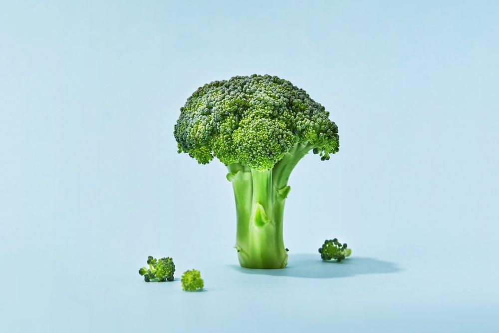 Самый лучший рецепт консервированной в рассоле брокколи