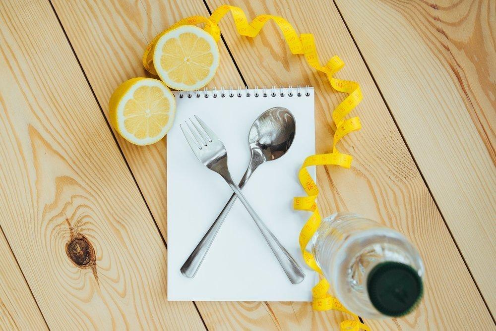 Роль диет в программе снижения веса