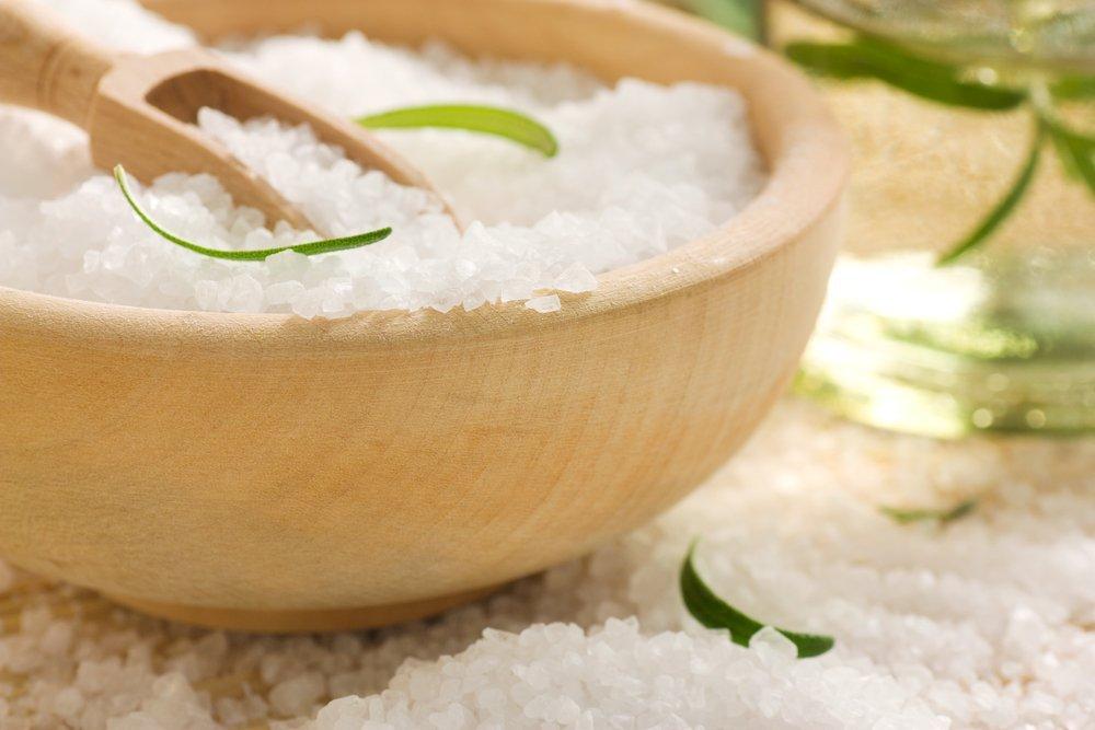 Скраб для кожи из пищевой соды