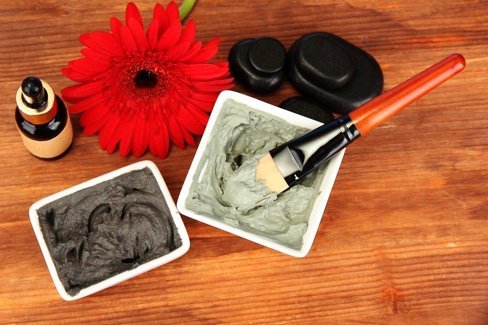 Какие виды глины используются в уходе за кожей?