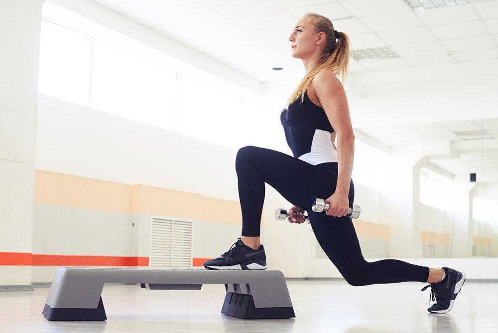Необходимый инвентарь для занятий фитнесом