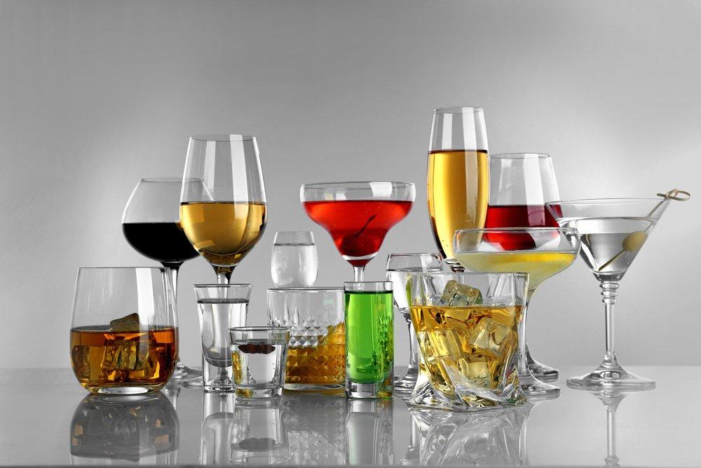 Вы часто употребляете алкоголь