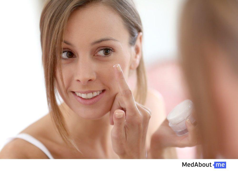 Крема с коллагеном: воздействие на кожу