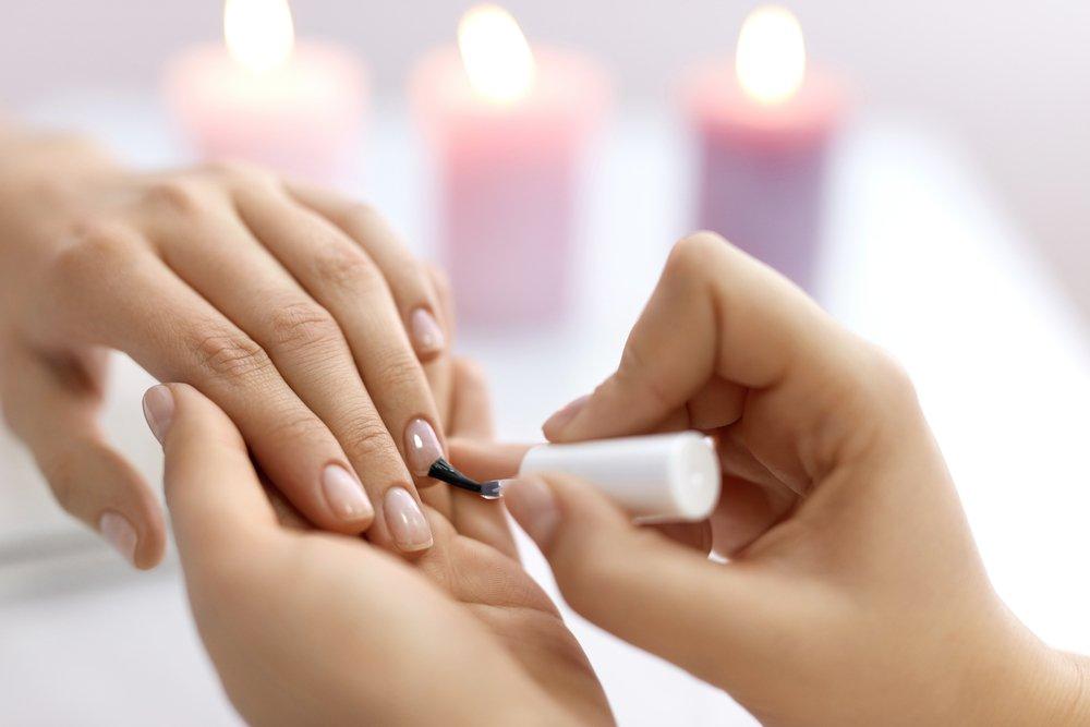 Тезис 5: Носка гель-лака вредит натуральным ногтям