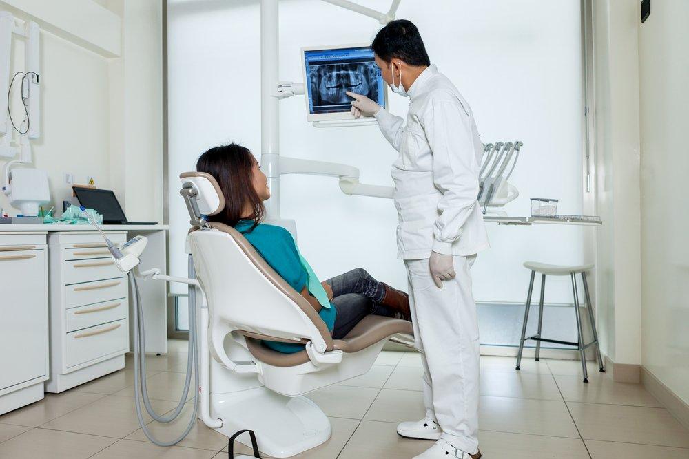 Данные стоматологов