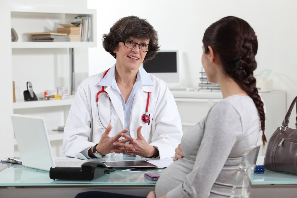 Лечение краснухи при беременности