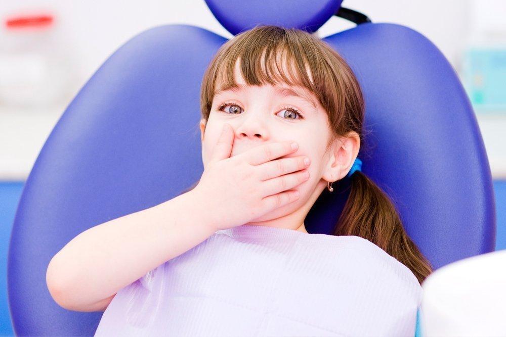 Запах и боязнь стоматологов