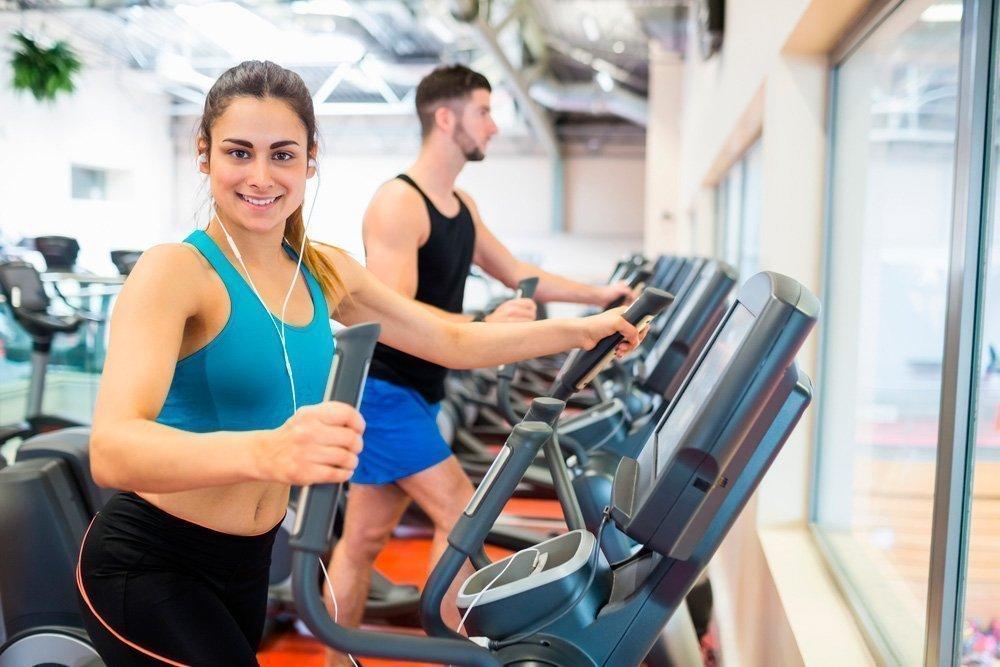 Польза фитнес-тренажеров с кардионагрузкой