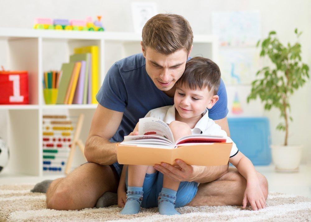Прививайте детям любовь к чтению и творчеству