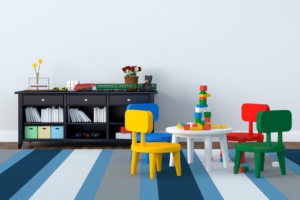 Мебель для малыша: важность правильного выбора для физического развития ребенка