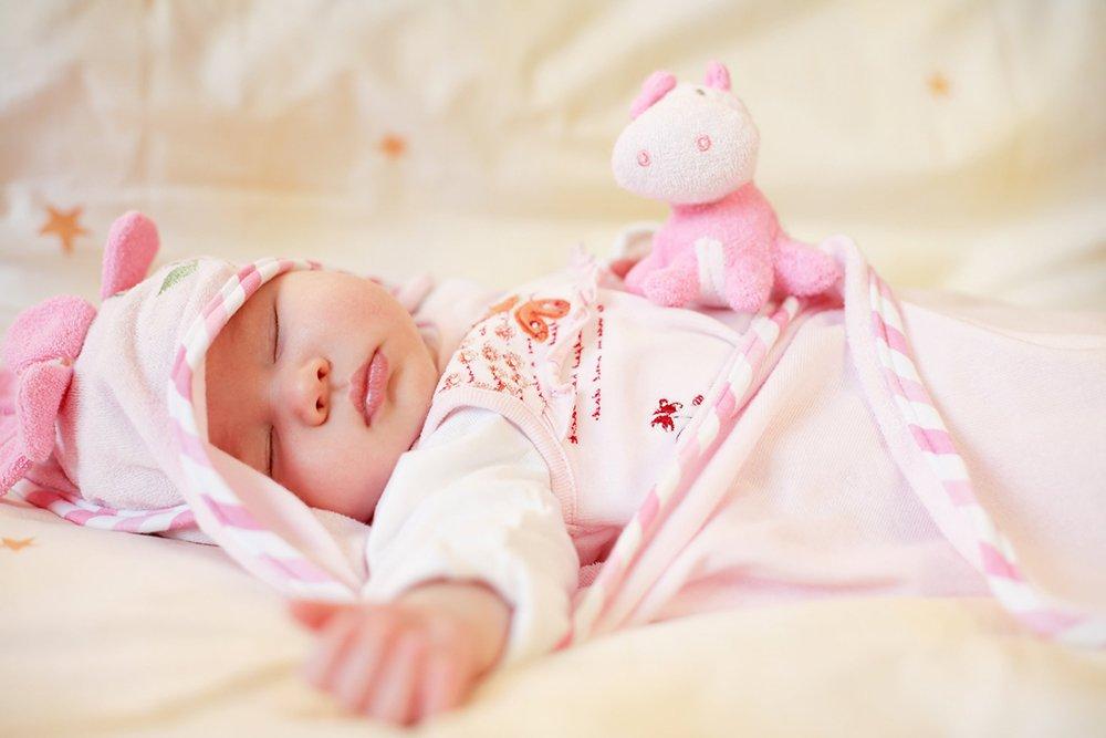 Какой бывает детская одежда для сна?