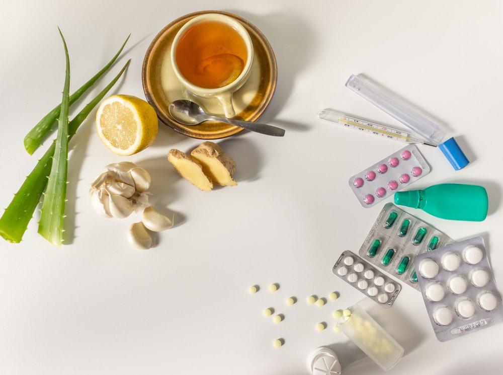 Лекарства для лечения парагриппа