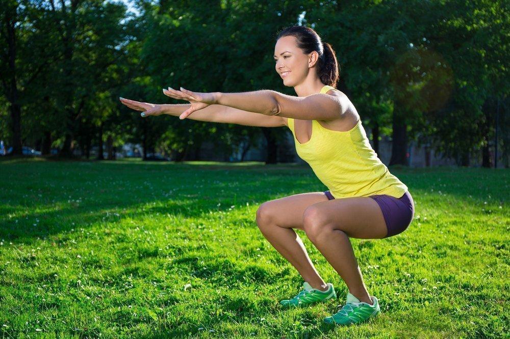 Фитнес-упражнения для ног для девушек