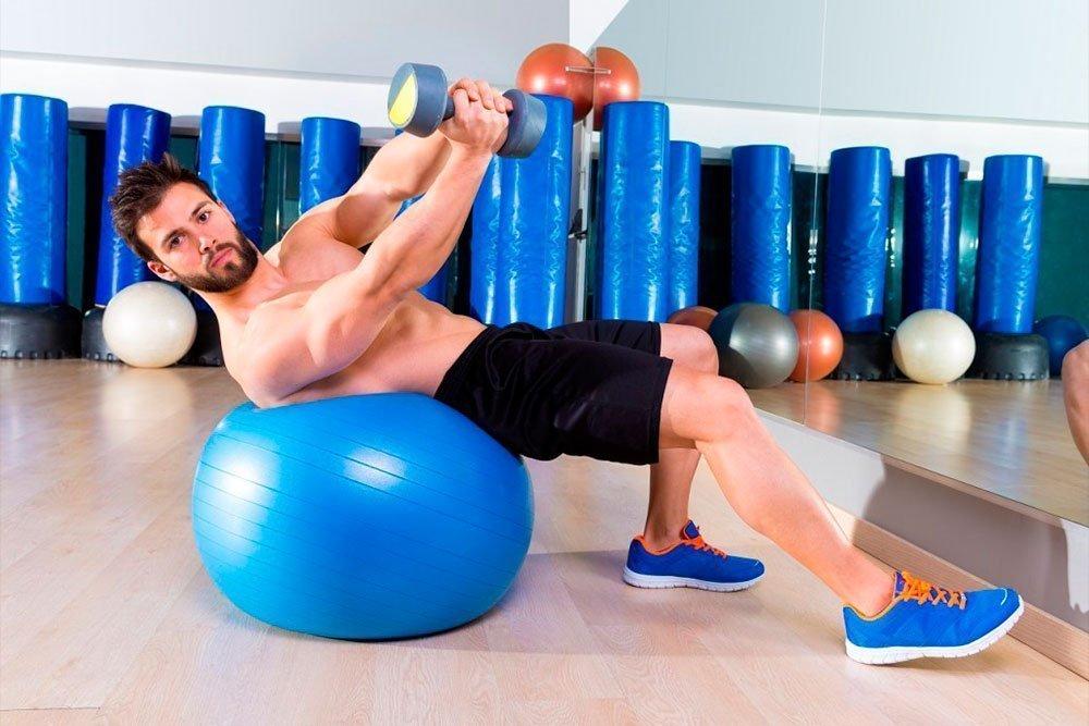 Занятия фитнесом для похудения для мужчин