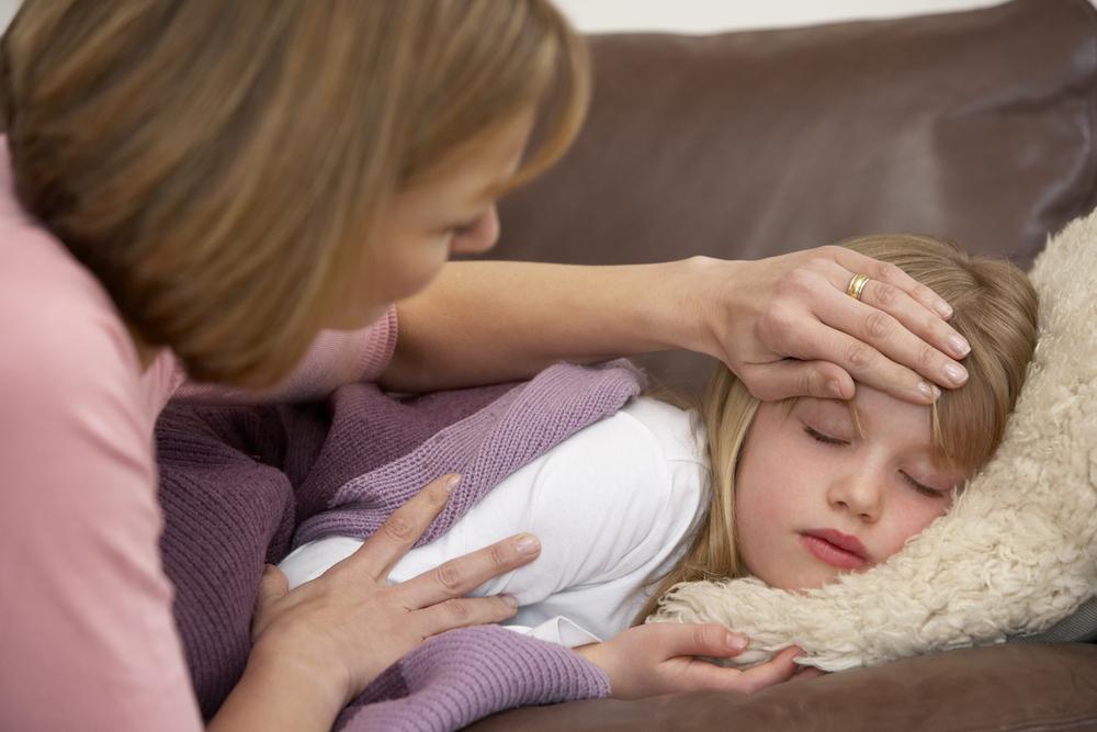 Боль и другие симптомы: запор, диарея, температура