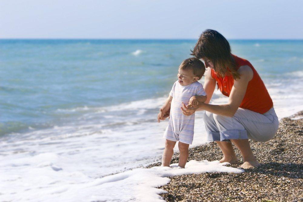 Физическое развитие ребенка: прогулки и закаливание