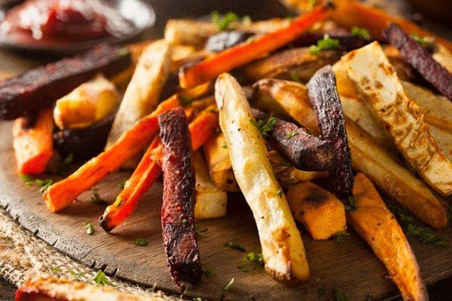 Как приготовить овощные чипсы? Источник: econet.ru