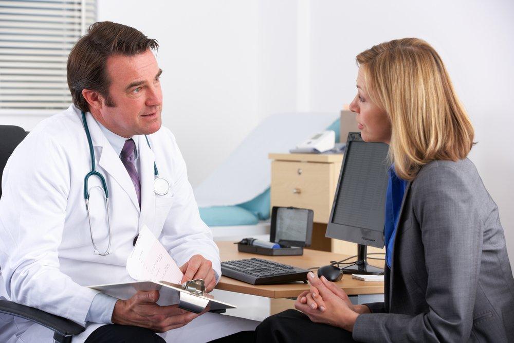 Кровянистые выделения, менструальное кровотечение