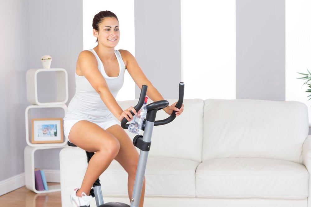 Горизонтальные велотренажеры для похудения