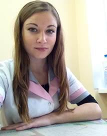 Дарья Александровна Витаригова, детский врач-невролог