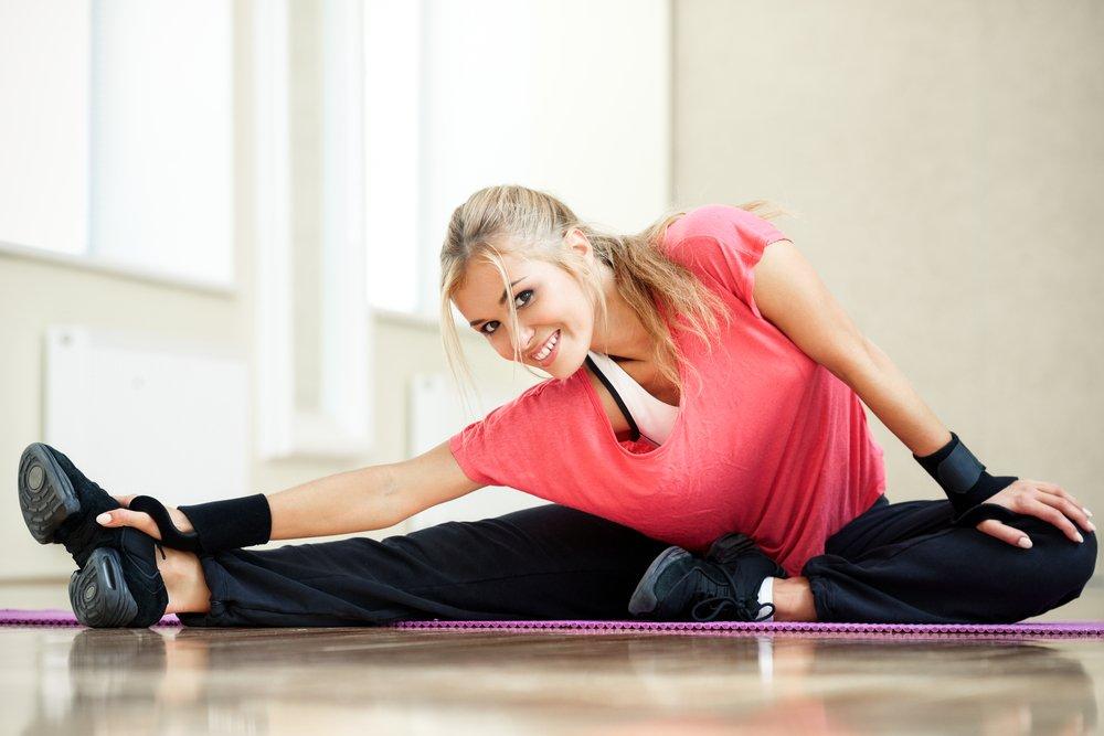 Дополнительный комплекс упражнений