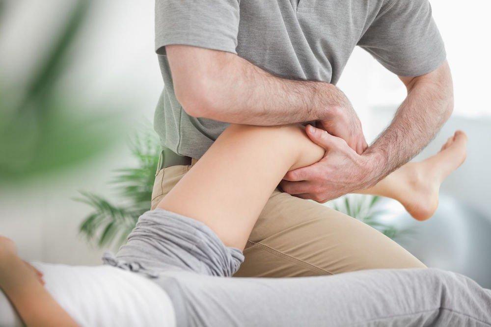 Симптомы растяжения мышц