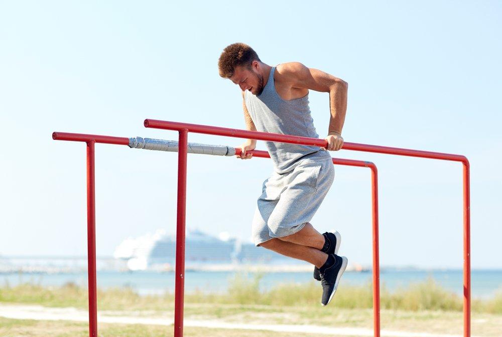 Типовая программа фитнес-тренировки