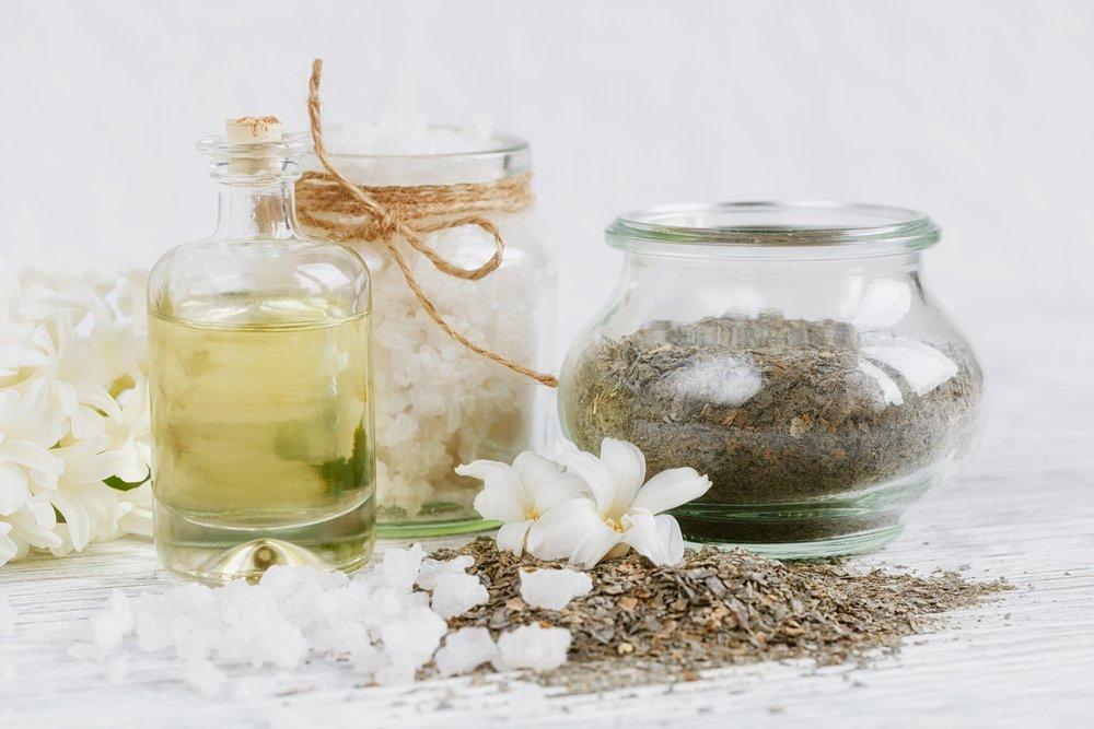 Рецепты масок для кожи из ламинарии