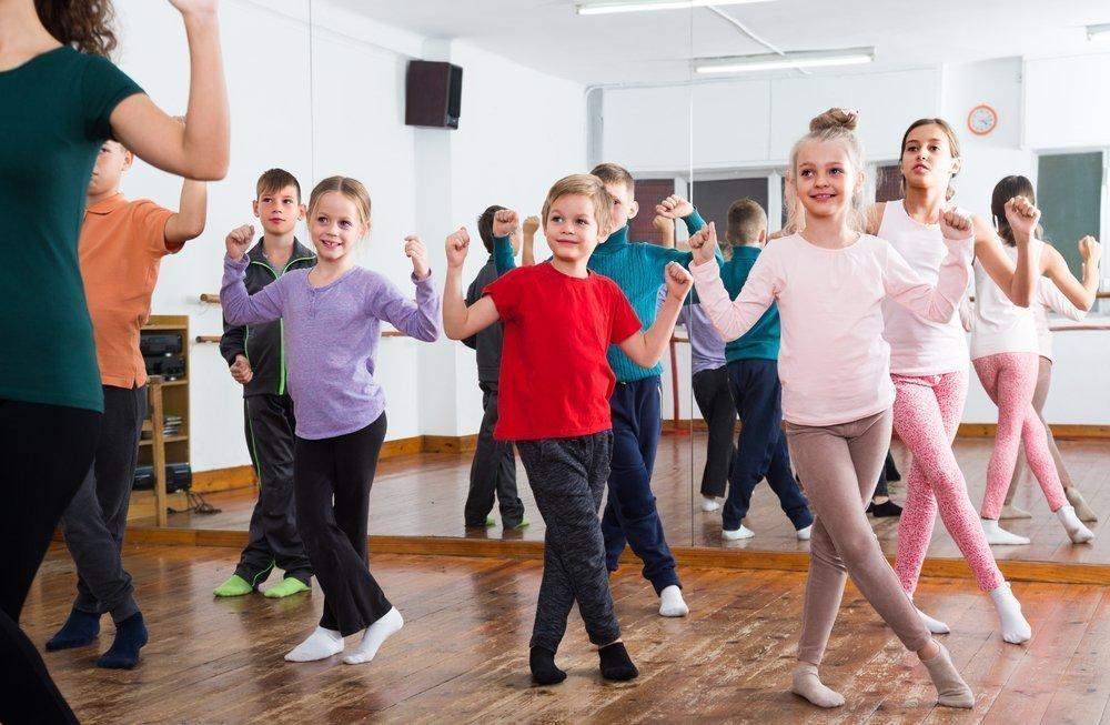 Какое влияние танцы оказывают на интеллектуальное развитие детей?