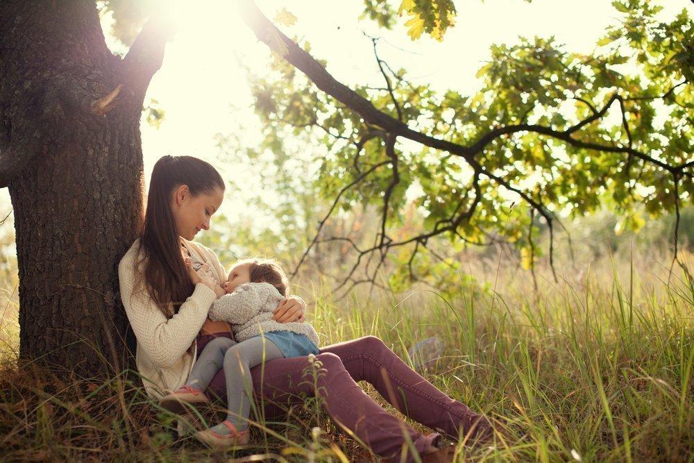 Мать сама решит, сколько кормить малыша