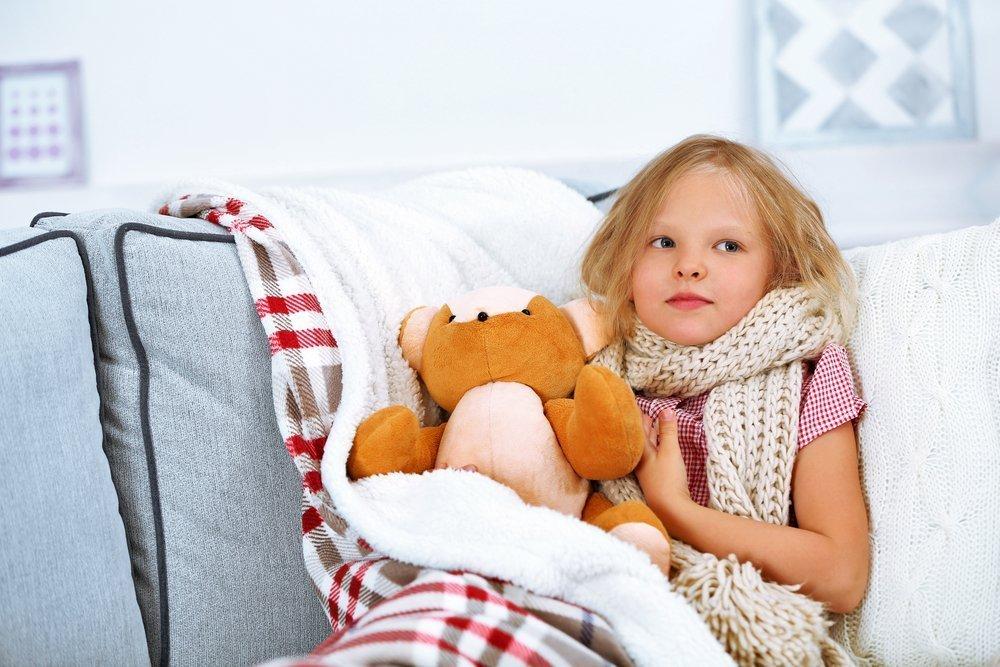 Здоровье ребенка и признаки ОРВИ