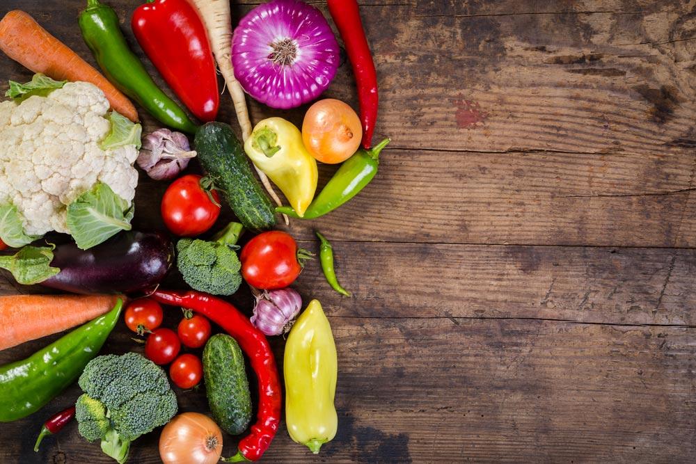 Фрукты, овощи и корнеплоды, идеальные для разгрузочного дня