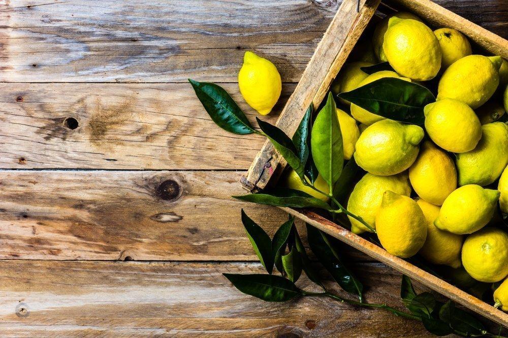 Питание с лимоном в профилактике простуды