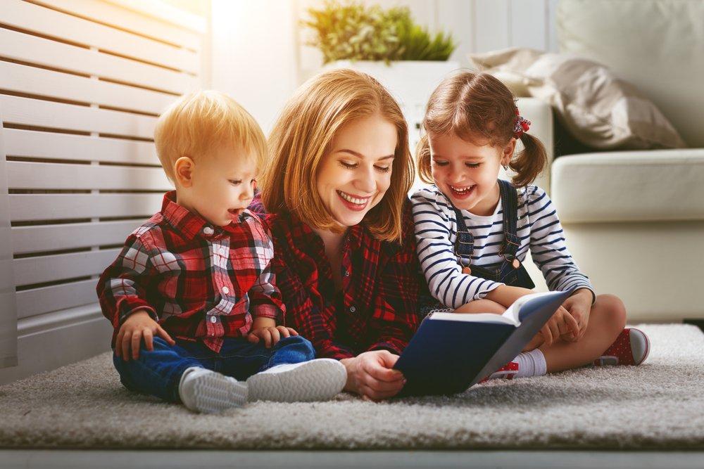 Сиблинги и развитие: когда в доме не один ребенок