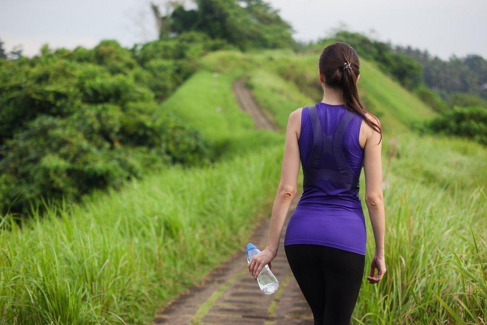 Правила ходьбы для снижения веса