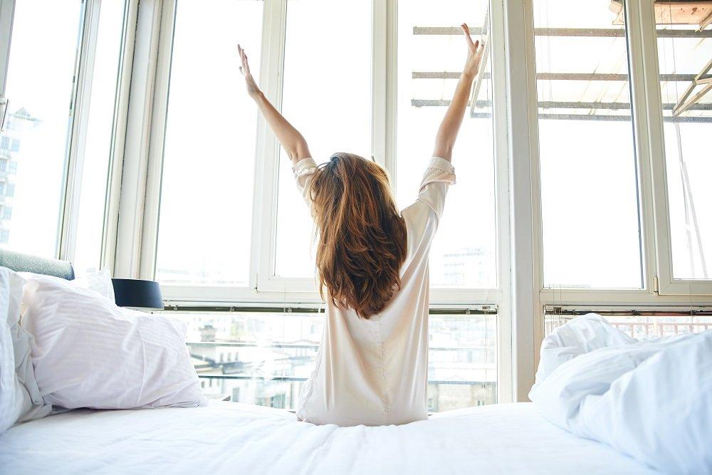 Просыпайтесь с пользой для здоровья