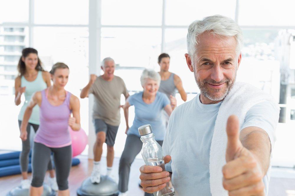 Занимайтесь фитнесом для профилактики болезней
