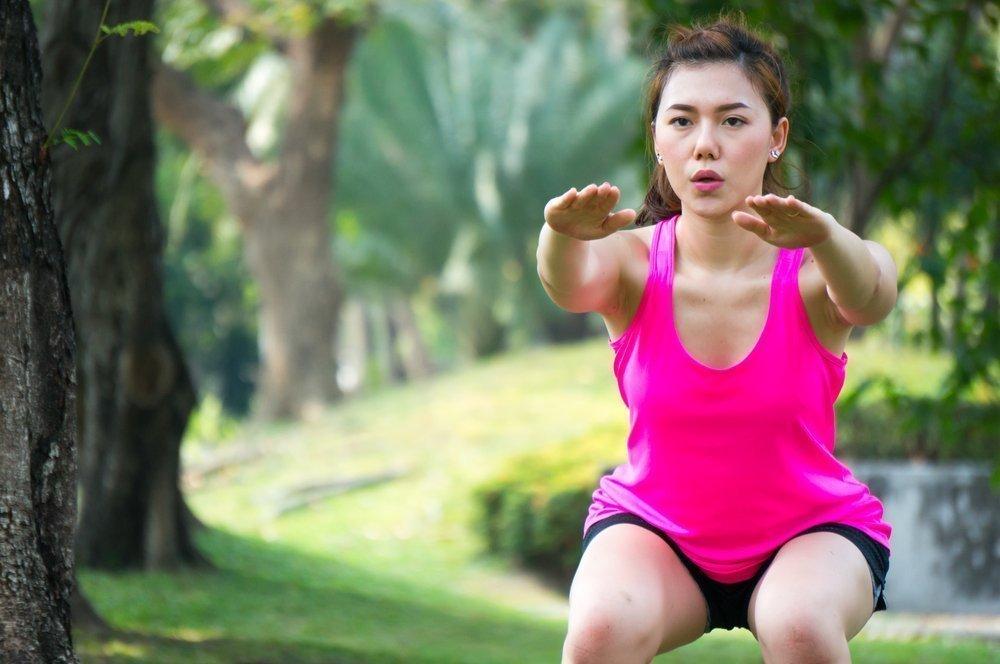 Примерный комплекс упражнений для Табата-тренировки